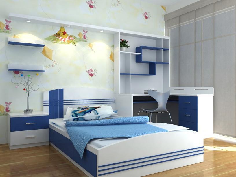 Giường ngủ cao cấp 06