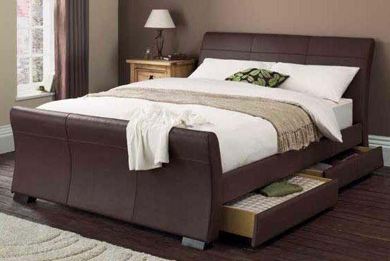 Giường ngủ cao cấp 02