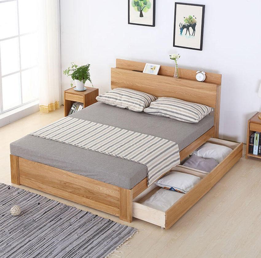 Giường ngủ cao cấp 05